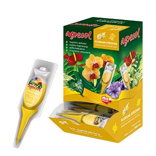 Florum Strong - odżywka witaminowa do roślin - 30 ml