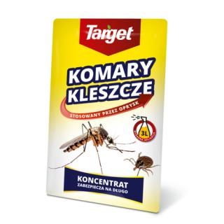 Aspermet - zwalcza w ogrodzie kleszcze i komary - Target  - 30 ml