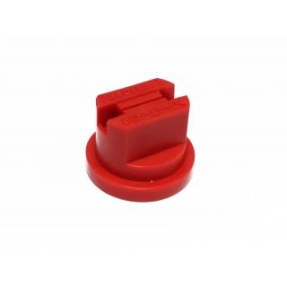 Dysza do opryskiwacza, rozpylacz płaskostrumieniowy EF-04 - czerwony - Kwazar