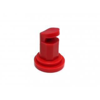 Dysza do opryskiwacza, rozpylacz uderzeniowy DEF-04 - czerwony - Kwazar