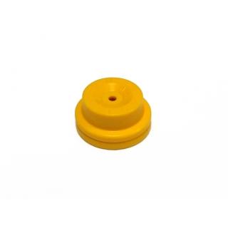 Dysza do opryskiwacza, rozpylacz wirowy HC-02 - żółty - Kwazar