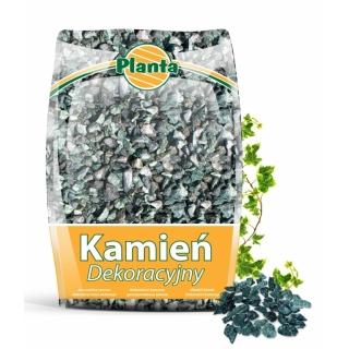 Kamień - grys zielony - Verde Alpi - 12 - 16 mm - Planta - 20 kg