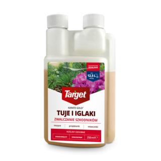 Karate Gold - zwalcza szkodniki tui i iglaków - Target - 250 ml