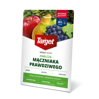 Kendo 50 EW - na mączniaka - do drzew owocowych - Target - 10 ml
