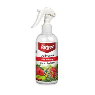 Odżywka do roślin domowych i balkonowych - Siła Natury - Target - 300 ml