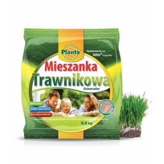 Mieszanka trawnikowa - najbardziej uniwersalna mieszanka traw - Planta - 2 kg