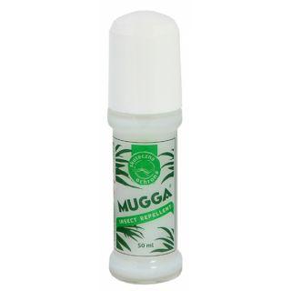 Mugga - skuteczne mleczko roll-on na komary, kleszcze, meszki, muchy - 50 ml