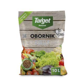 Obornik bydlęcy granulowany - Target - 10 litrów