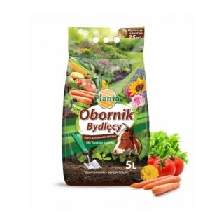 BIO Obornik granulowany bydlęcy - Planta - 5 litrów