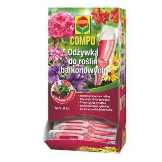 Odżywka do roślin balkonowych - Compo - 1 x 30 ml