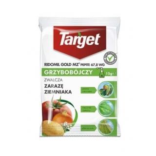 Ridomil Gold MZ Pepite 67,8 WG - zwalcza zarazę ziemniaka - Target - 100 g