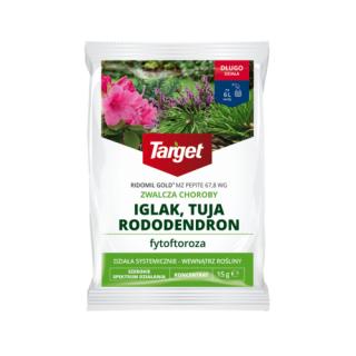 Ridomil Gold MZ Pepite 67,8 WG - zwalcza fytoftorozę - Target - 15 g