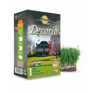 Decoria - dekoracyjna mieszanka traw gazonowych w stylu angielskim - Planta - 1 kg