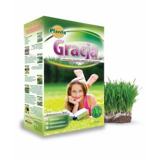Gracja - mieszanka traw gazonowych o podwyższonych walorach estetycznych - Planta - 2 kg