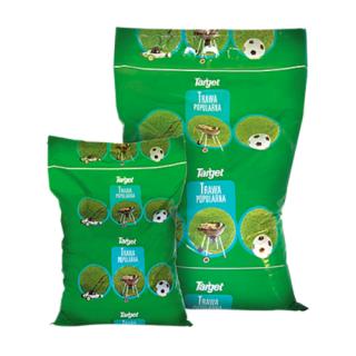 Trawa Popularna - małe wymagania i duża wytrzymałość - Target - 5 kg