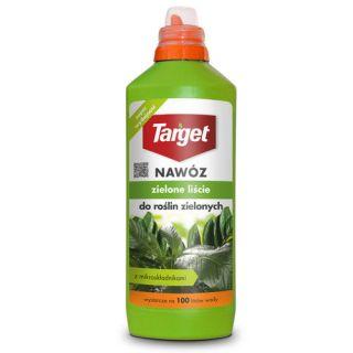 Nawóz w płynie do roślin zielonych - Zielone Liście - Target - 1 litr