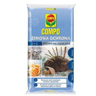 Zimowa ochrona 2w1 - Compo - 20 litrów