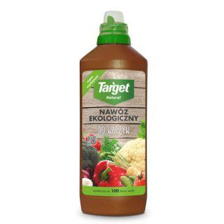 Ekologiczny nawóz do warzyw - płynny - Target - 1 litr