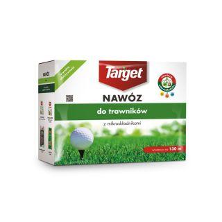 Nawóz do trawników z mikroskładnikami - Target - 4 kg
