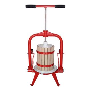 Prasa ramowa z workiem nylonowym - do wyciskania soku z owoców - 6 litrów