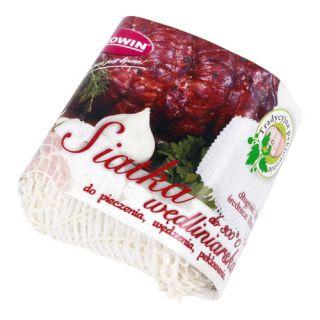 Siatka wędliniarska 15 x 500 cm - do wędzenia i pieczenia mięs