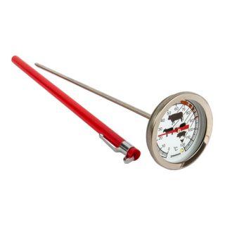Termometr kulinarny do pieczenia, wędzenia, gotowania 0-120 C - 210 mm