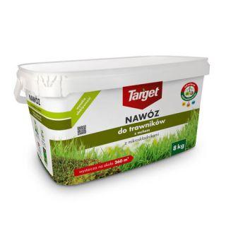 Nawóz do trawników, zwalczający mech - Target - 8 kg