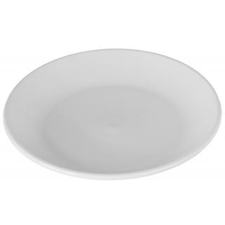 Podstawka do doniczki Kolor - 9 cm - biała