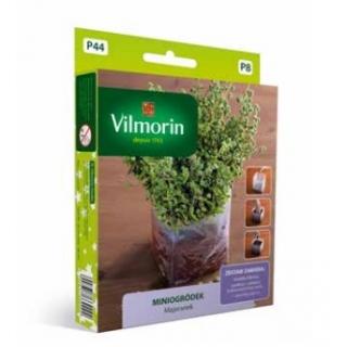 Miniogródek - Majeranek - mini zestaw do uprawy w domu