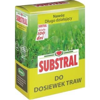 Nawóz długo działający do dosiewek traw - 100 dni - Substral - 1 kg