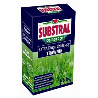 Nawóz EXTRA długo działający do trawnika Osmocote - Substral - 1,5 kg