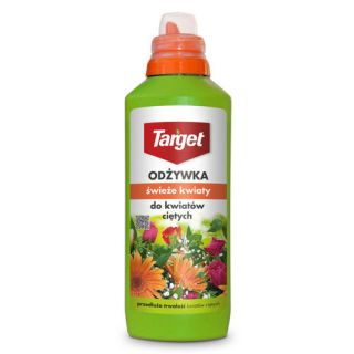 Odżywka do kwiatów ciętych - Świeże Kwiaty - Target - 500 ml