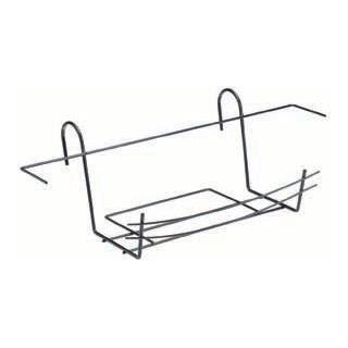 Kosz metalowy do skrzynki balkonowej Gala - 40 cm