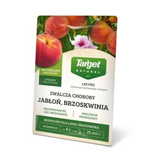 LECITEK - na mączniaka i kędzierzawość liści drzew owocowych - Target - 25 ml