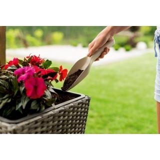 Łopatka ogrodnicza - PASTEL - pastelowa błękitna - CELLFAST