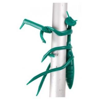 Dekoracyjne klipsy, zapinki do spinania roślin w kształcie Modliszek - 2 szt.