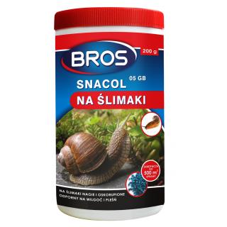 Snacol 05 GB - powierzchnia 500 m2 bez ślimaków - BROS - 200 g