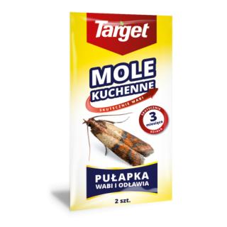 Pułapka na mole kuchenne - działa do 3 miesięcy - Target - 2 szt.