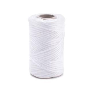 Sznurek polipropylenowy TEX 2000 - biały - 100g/50m