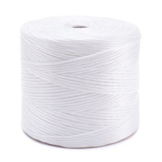 Sznurek polipropylenowy TEX 2000 - biały - 1kg/500m