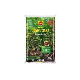 Najwyższej jakości podłoże do bonsai - Compo - 5 litrów