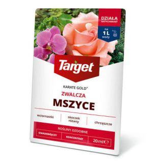 Karate Gold - na szkodniki róży, tuji, storczyka i innych roślin ozdobnych - 20 ml