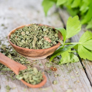 Seler listkowy Green cutting - na susz