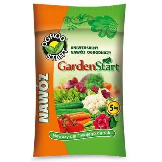 Uniwersalny nawóz ogrodniczy - Ogród-Start - 5 kg