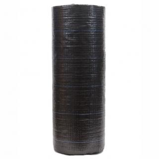 Agrotkanina czarna na chwasty - grubsza niż agrowłóknina - 3,20 x 5,00 m