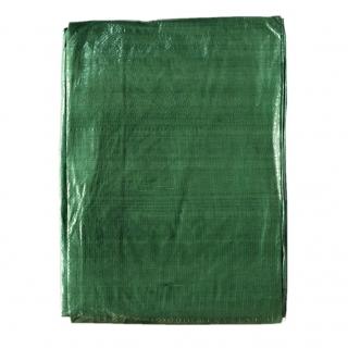 Plandeka - 6 x 8 m - zielona