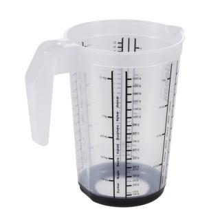 Kubek z miarką i funkcją antypoślizgową - Massimo - 1,5 litra