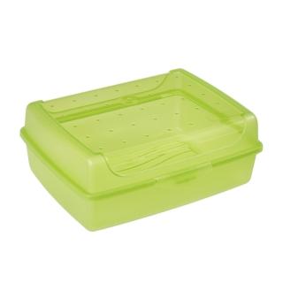 Pojemnik na żywność - Luca - 1 litr - świeża zieleń