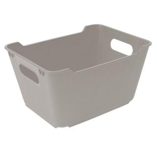 Pojemnik do przechowywania - Lotta - 1,8 litra - miejski szary