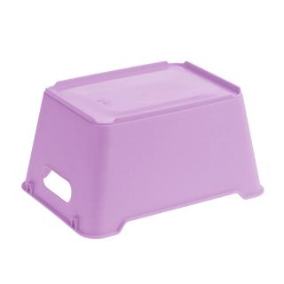 Pojemnik do przechowywania - Lotta - 1,8 litra - liliowy